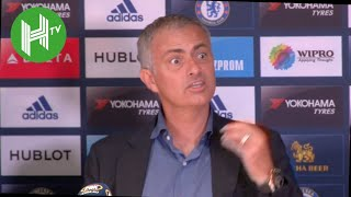 Jose Mourinho clashing with journalists - a compilation