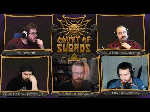 RollPlay - Court of Swords - S4 - Week 74, Part 2 - Yoji