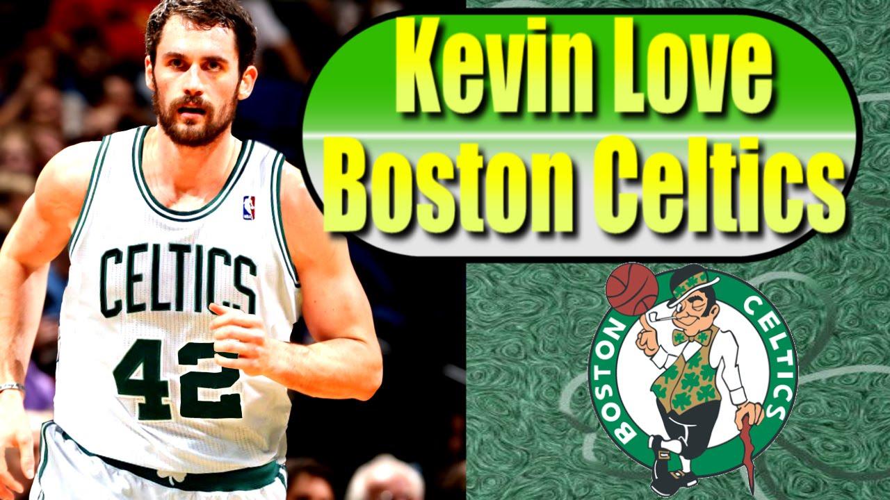 NBA 2K16 - Scenarios - Kevin Love TRADED TO Boston Celtics - YouTube