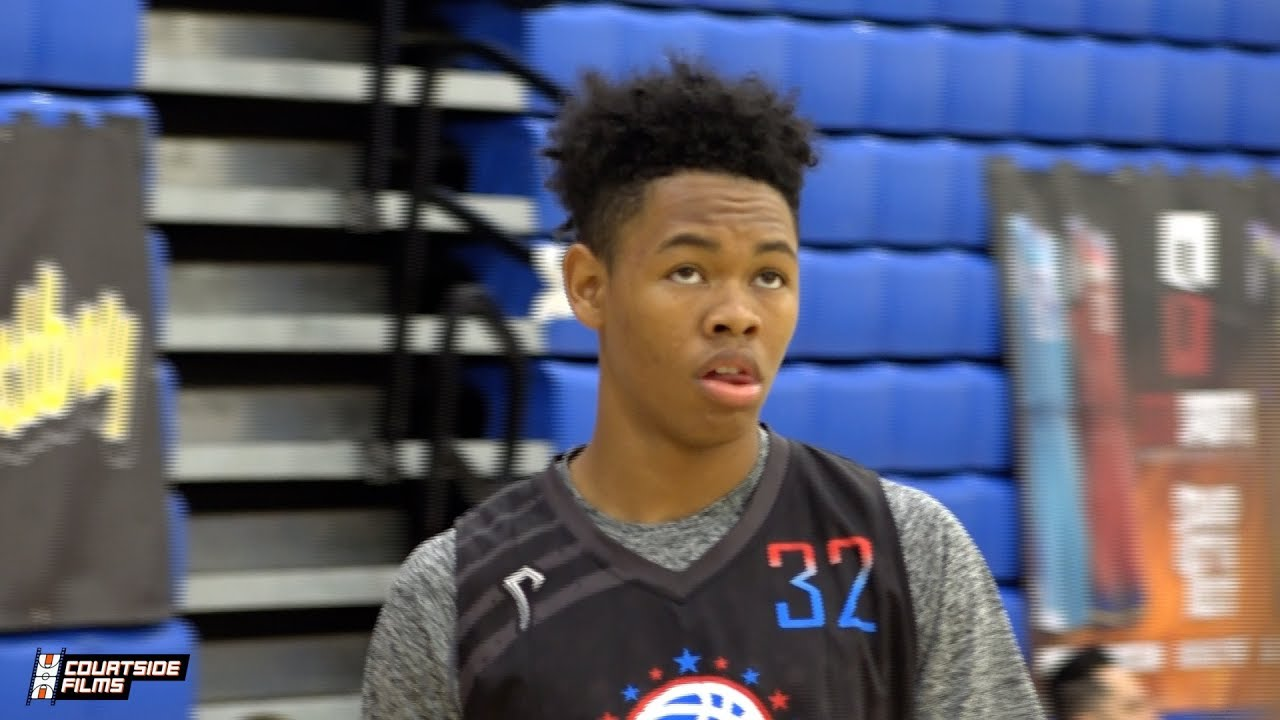 Louisville Commit Anfernee Simons Mixtape   The Pangos All American Camp! e6c771c74