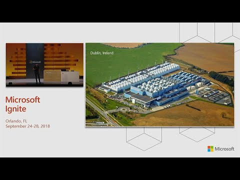 Inside Azure datacenter architecture with Mark Russinovich - BRK3347