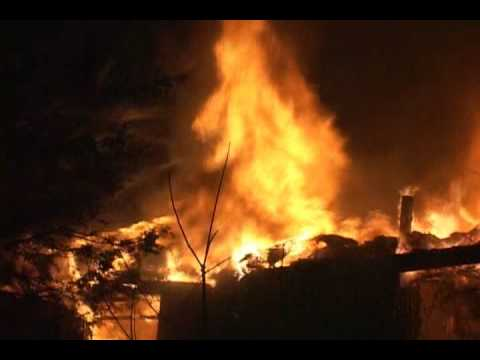 Fully Involved House Fire-Bristol-Kendall Fire (Yorkville,IL)