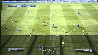 FIFA Soccer 12: Shots on Goal - Gamescom
