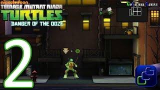 Teenage Mutant Ninja Turtles: Danger of the OOZE Walkthrough - Part 2
