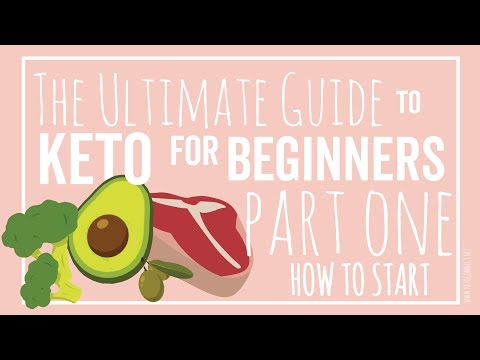 How to Start Keto - The Ultimate Guide!