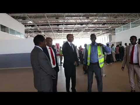 Mogadishu City aden adde international airport, Somalia 2019