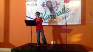 Kushal Kodnad singing