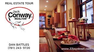 22 Joy Street - Beacon Hill, Boston , Massachusetts - Jack Conway Realtor
