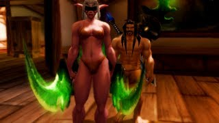Nude Legendary Duel in Goldshire