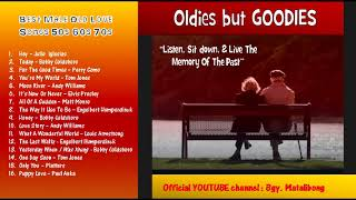 Oldies But Goodies 50s 60s 70s