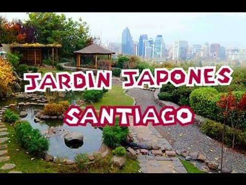 Jard n japon s santiago asiachilena youtube for Jardin japones de santiago