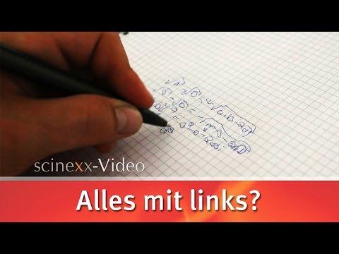 Alles mit links? // scinexx.de