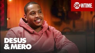 Carmelo Anthony is the King of Clap Backs | DESUS & MERO | SHOWTIME
