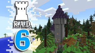 Minecraft R.a.d. - Ep06 Missed 1 To 4 - Adventures