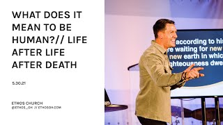 What Does it Mean to be Human? Gods plan for work, rest, & life // Life After Life After Death