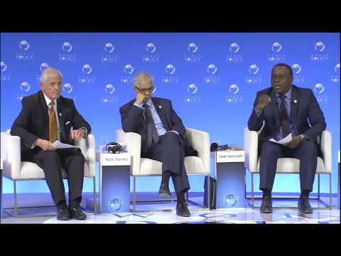WPC 2017 - Plenary session 13: The development of Africa