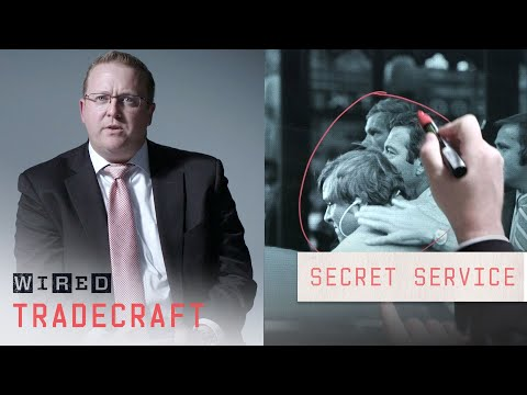 Former Secret Service Agent Explains How to Protect a President | Tradecraft | WIRED