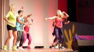 Zumba with ZES Didem @ Rimini Wellness 2015