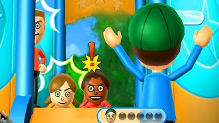 Wii Party Minigames - Hide And Peak Special 12 Rounds