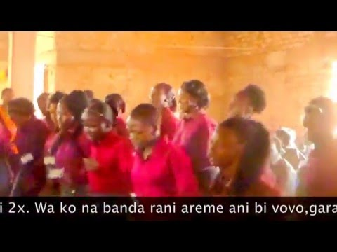 Western Equatoria (A) Yambio (Zande/English) subtitles