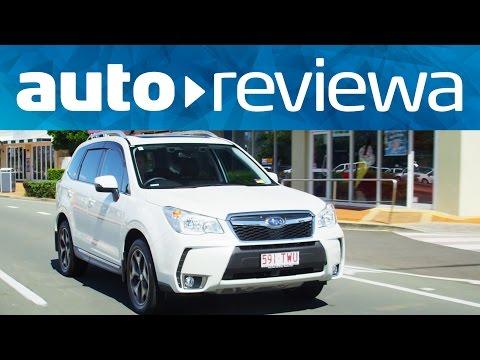 2015 Subaru Forester Video Review - Australia