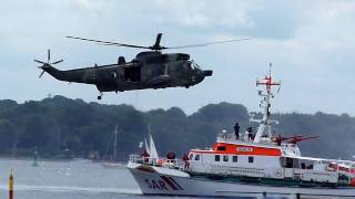 Westland Sea King SAR Demo Teil 2