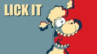 "Ruthe.de (feat. Thorsten Dörnbach) - ""LICK IT"""