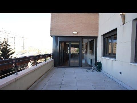 M 166 00274 alquiler piso sin amueblar en madrid sanchinarro terraza youtube - Pisos de alquiler en sanchinarro ...