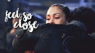 Raven & Bellamy | Feel so close