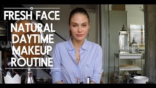 One of Pardon My French | Maripier Morin's most viewed videos: Fresh Face - Natural Daytime Make Up Routine