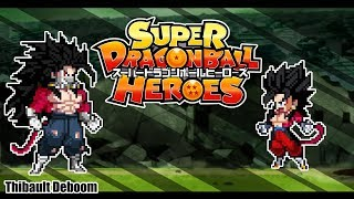 [ Sprite Animation] Super Dragon Ball Heroes : Univers Mission 5