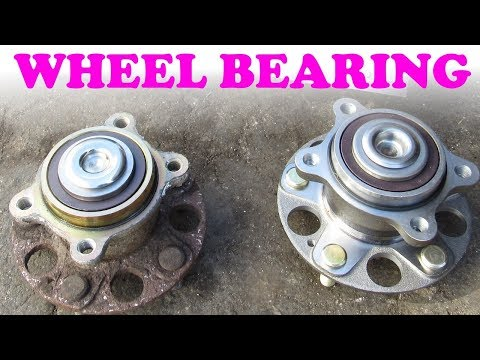 RENAULT 5 GT TURBO USED FRONT HUB ASSEMBLY FLANGE OFF SIDE NEW BEARING FITTED