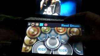 Guns N' Roses - Estranged (Real Drum App Cover by Raymund)