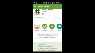 How to check the root permission of any android device