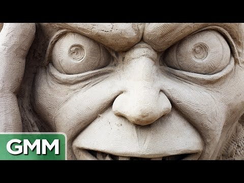 Most Amazing Sand Sculptures in the World