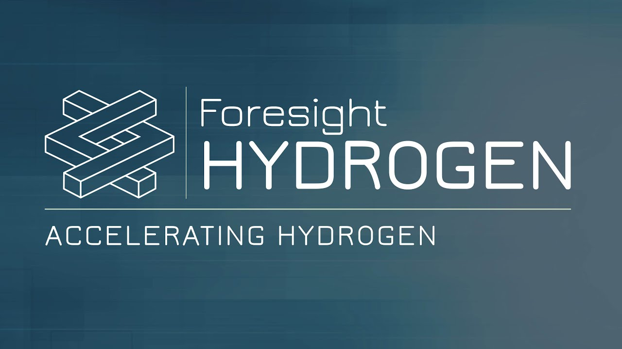 Foresight Hydrogen - Accelerating the Hydrogen Economy