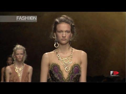 ALBERTA FERRETTI Spring Summer 2016 Full Show Milan by Fashion Channel