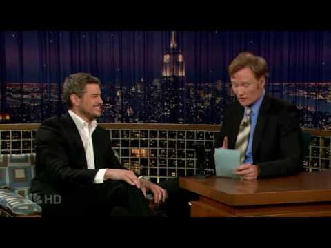 Eric Dane on Conan 2007