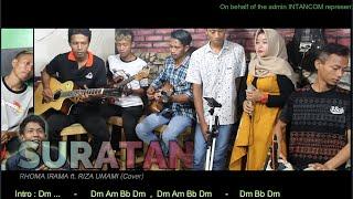 Download Lagu SURATAN - Rhoma Irama Ft. Riza Umami (Cover) mp3