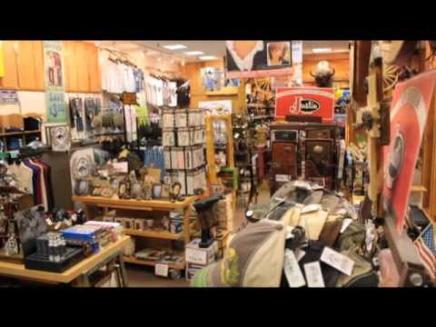 Western Wear, work boots, cowboy boots, belts, cowboy hats - Grand ...