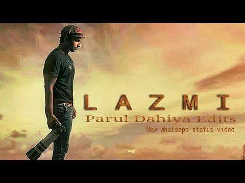 LAZMI - Harshaa || Oshin Brar || New Whatsapp Status 2018 | Latest Punjabi Songs 2018