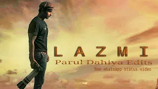 Gambar cover LAZMI - Harshaa    Oshin Brar    New Whatsapp Status 2018   Latest Punjabi Songs 2018