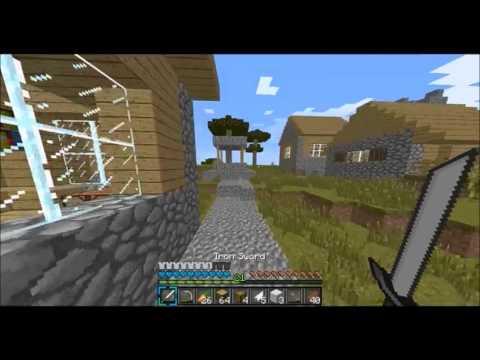 Minecraft: Survival Let's Play Episode 2!