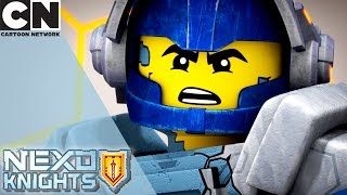 NEXO Knights | Burning Kingdom | Cartoon Network