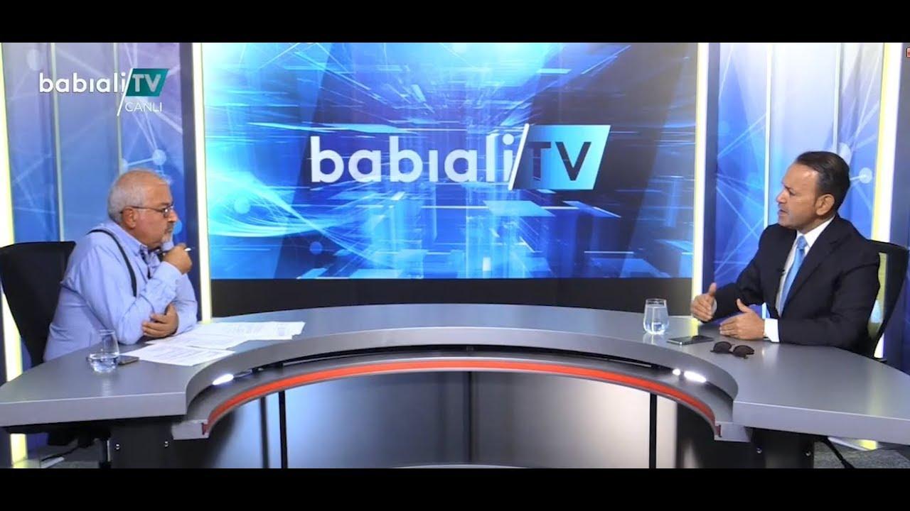 TÜSİAD Genel Sekreteri Dr Bahadır Kaleağası Babıali TV'ye konuk oldu