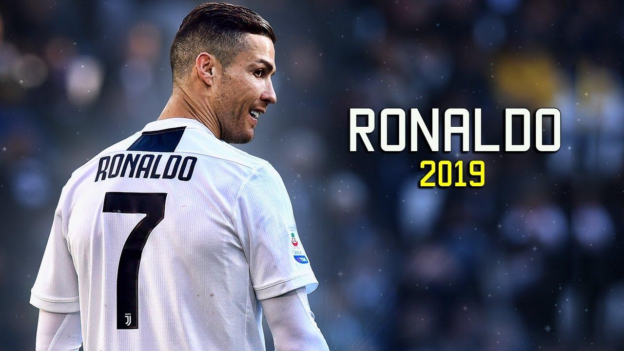 Cristiano Ronaldo 2019 Hairstyle
