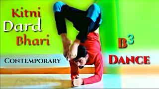 kitni Dard 😫 Bhari Hai Cover Song | New Contemporary Dance | Udd Ja Kale Kanwa Song | Must watch