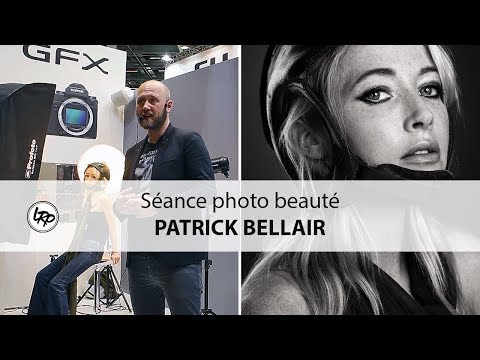 📷 SHOOTING PHOTO par PATRICK BELLAIR au SALON DE LA PHOTO 2017