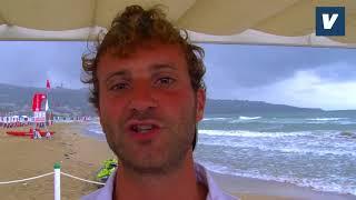 Il giro dell'Italia con il Kayak, l'avventura di Giulio e Lorenzo Valli fa scalo a Vasto