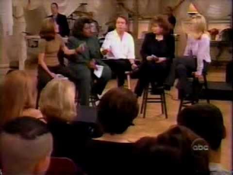David Cassidy  The View  1998